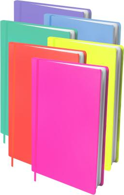 Boekenkaft rekbaar Dresz A4: 6-pack Multicolored (10010101122)